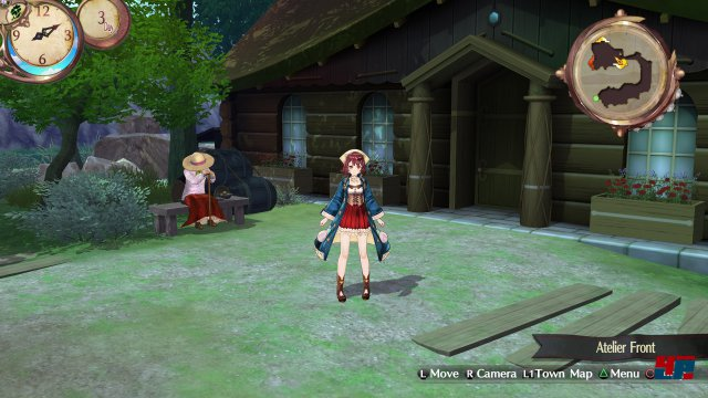 Screenshot - Atelier Sophie: The Alchemist of the Mysterious Book (PS4) 92527382