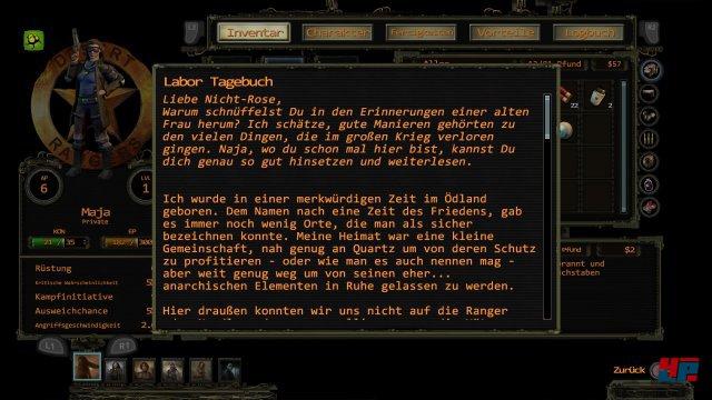 Es gibt viel zu lesen und die Lektüre lohnt sich. Die deutsche Übersetzung erreicht endlich ein solides Niveau.