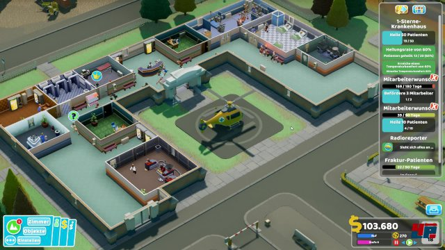 Screenshot - Two Point Hospital (PC) 92573106