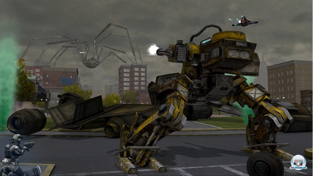 Screenshot - Earth Defense Force: Insect Armageddon (360) 2222662