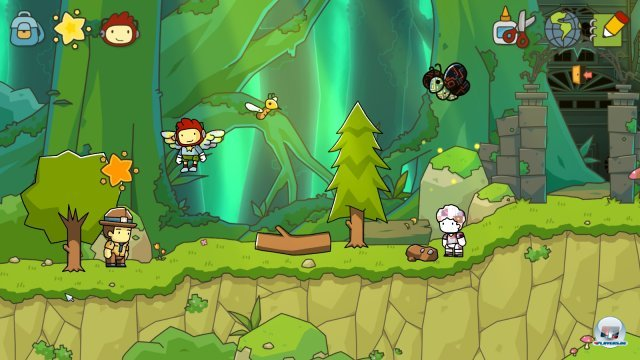 Screenshot - Scribblenauts Unlimited (Wii_U) 2362957