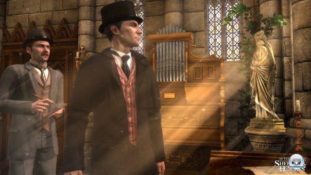 Screenshot - Das Testament des Sherlock Holmes (PC) 2346332