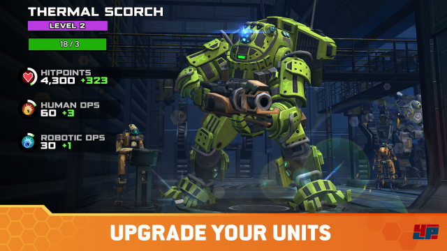 Screenshot - Titanfall: Assault (Android) 92550738