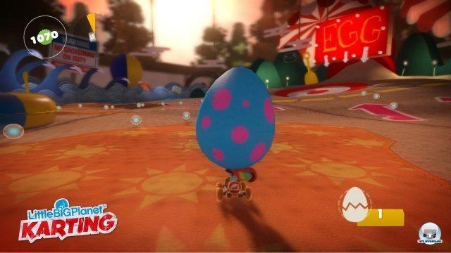 Screenshot - LittleBigPlanet Karting (PlayStation3) 2359027
