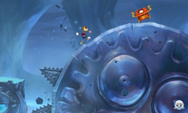 Screenshot - Rayman Origins (3DS) 2367137