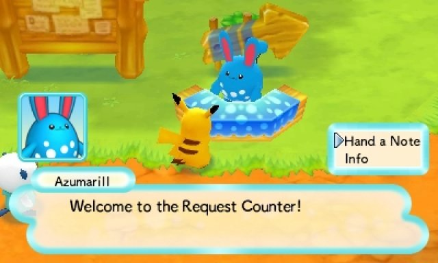 Screenshot - Pokémon Mystery Dungeon: Portale in die Unendlichkeit (3DS) 92457650