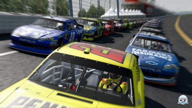 Screenshot - NASCAR The Game: Inside Line (360) 92419747