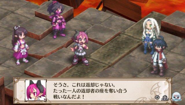 Screenshot - Disgaea 3: Absence of Justice (PS_Vita) 2266832