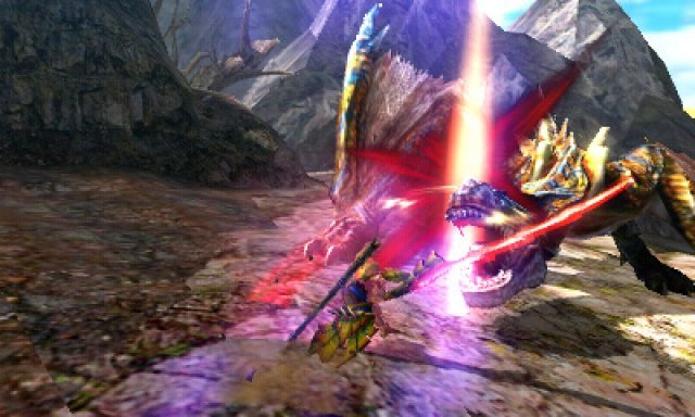 Screenshot - Monster Hunter 4 (3DS) 92399082