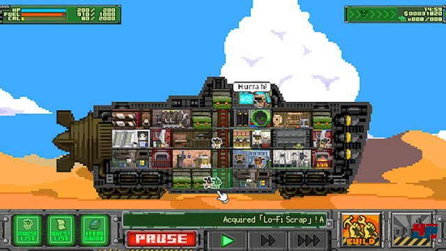 Screenshot - Of Mice and Sand (Switch)
