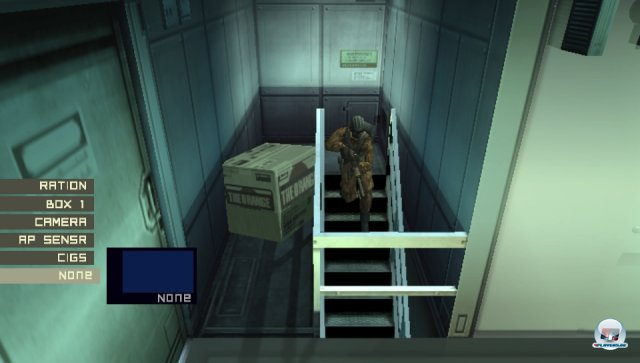 Screenshot - Metal Gear Solid: HD Collection (PS_Vita) 2362677