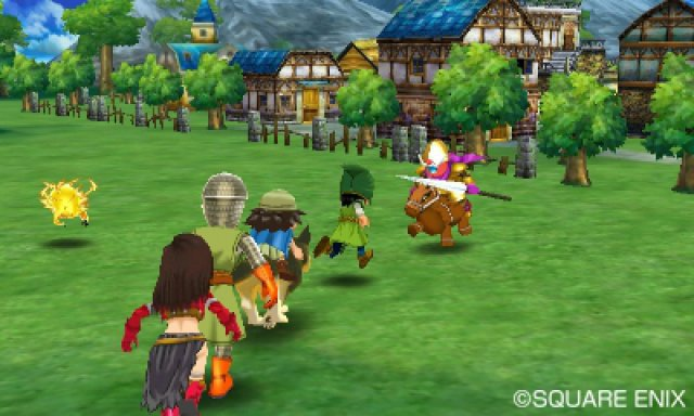 Screenshot - Dragon Quest 7: Fragmente der Vergangenheit (3DS) 92533149