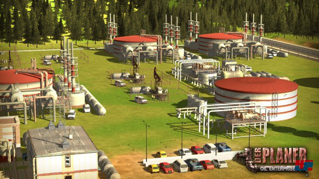 Screenshot - Der Planer: Oil Enterprise (PC)