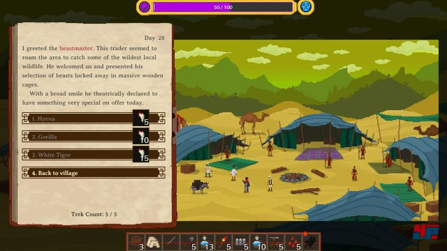 Screenshot - The Curious Expedition (PC) 92532840