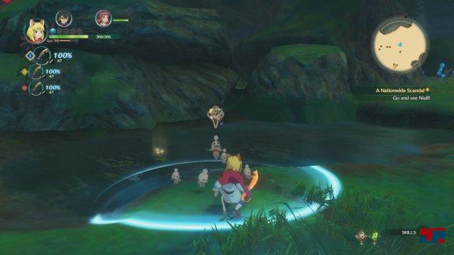 Screenshot - Ni No Kuni 2: Schicksal eines Königreichs (PC) 92559406