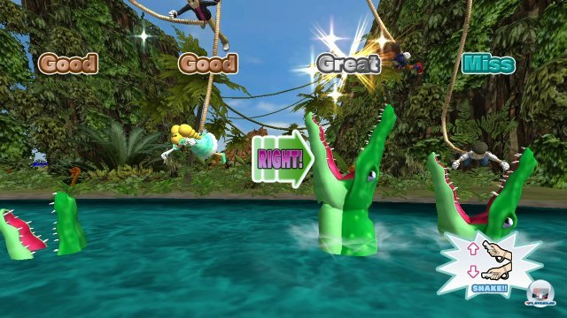 Screenshot - Family Party: 30 Great Games - Obstacle Arcade (Wii_U) 92426462