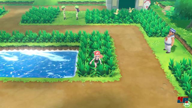 Screenshot - Pokémon: Let's Go, Pikachu! & Let's Go, Evoli! (Switch) 92577602