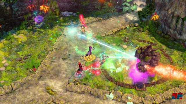 Nine Parchments wird für PC, PS4, Xbox One und Switch erscheinen.