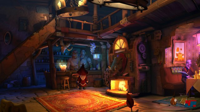 Screenshot - The Book of Unwritten Tales 2 (PC)