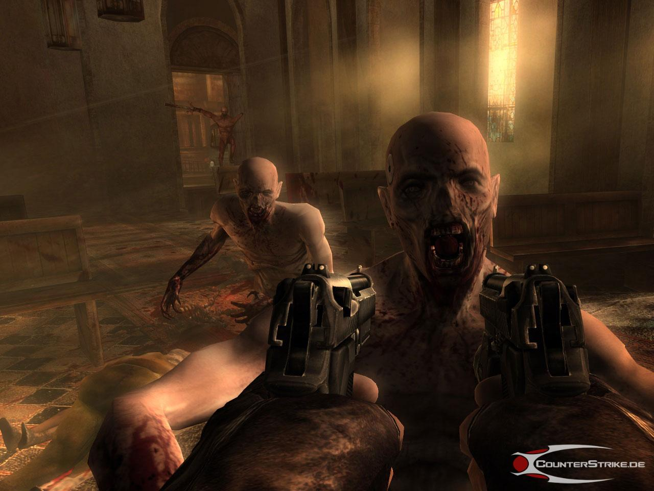 Скачать Killing Floor Horror action/Rus/Eng/2009.