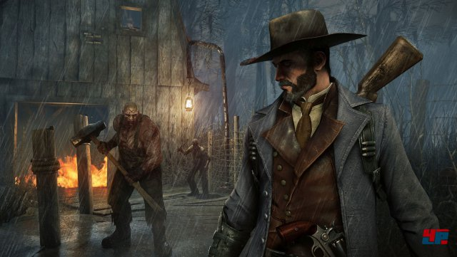 Screenshot - Hunt: Horrors of the Gilded Age (PC)