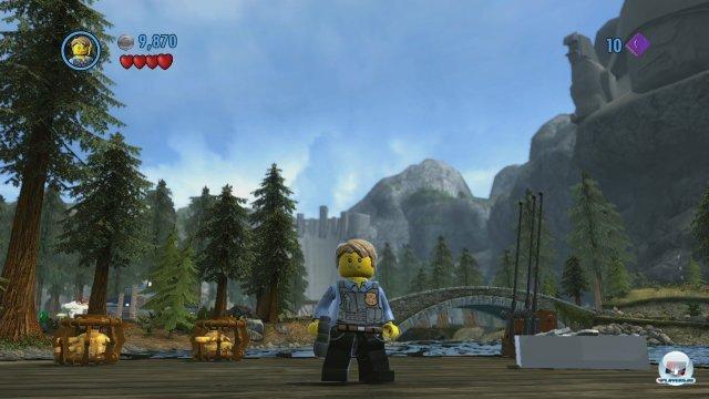 Screenshot - Lego City: Undercover (Wii_U) 92432622