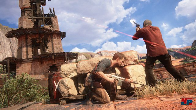 Screenshot - Uncharted 4: A Thief's End (PlayStation4) 92523611