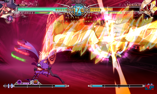 Screenshot - Blazblue Centralfiction (PS3)