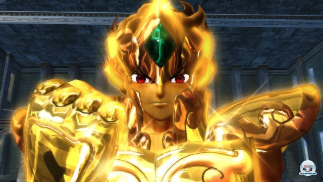 Screenshot - Saint Seiya: Sanctuary Battle (PlayStation3) 2265492