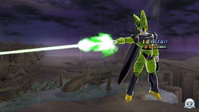 Screenshot - DragonBall Z Budokai HD Collection (PlayStation3) 2375367
