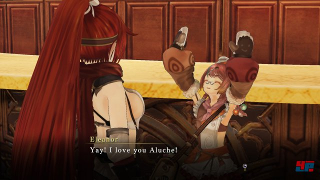 Screenshot - Nights of Azure 2: Bride of the New Moon (PC) 92552551