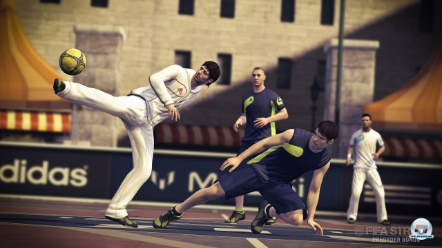 Screenshot - FIFA Street 3 (PlayStation3) 2301097