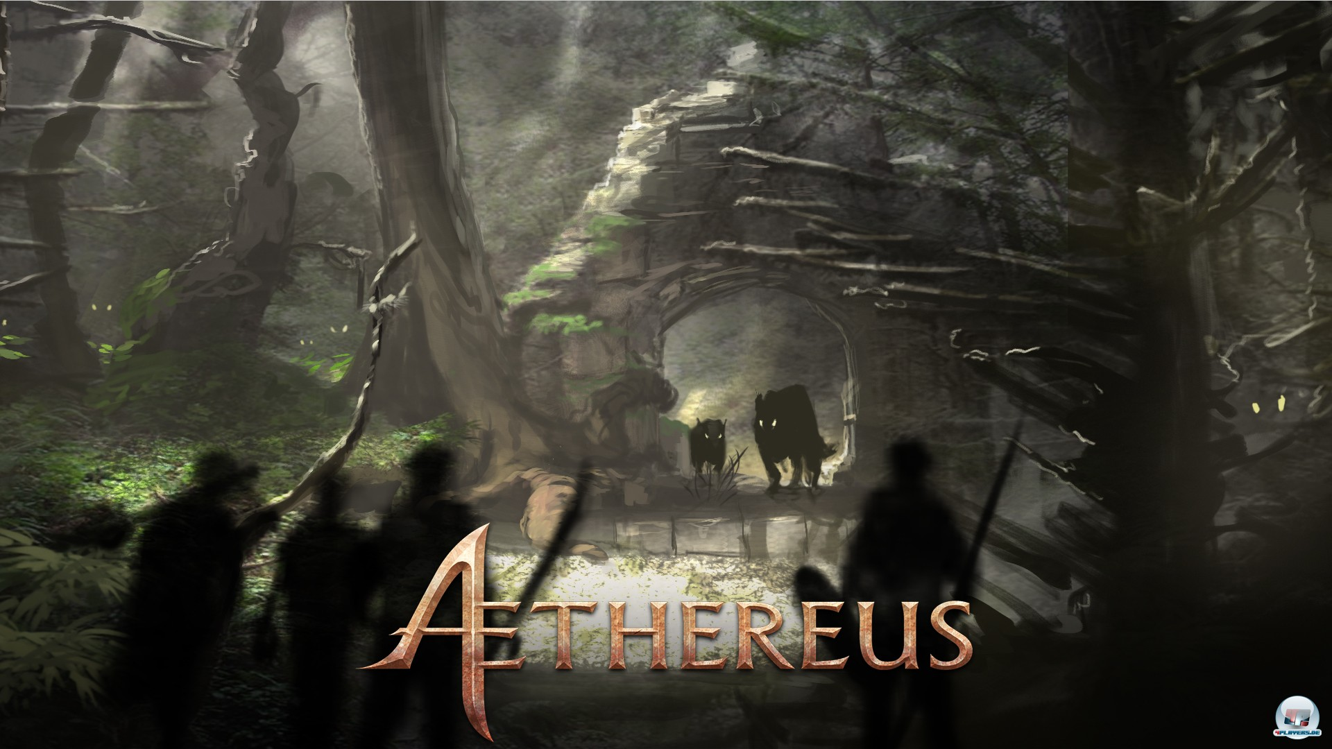 Die ersten Artworks machen bereits Lust auf die Welt von Aethereus.