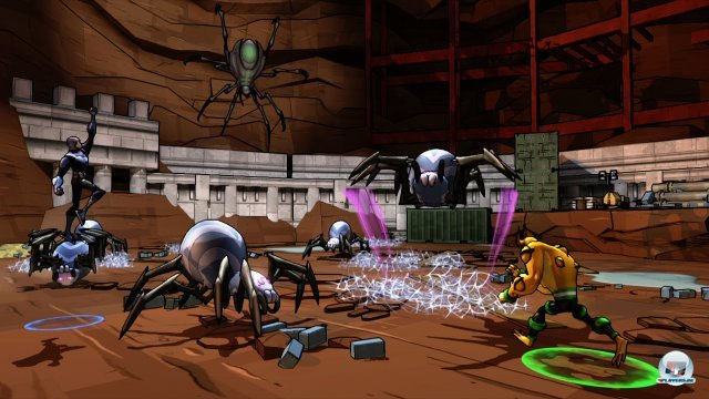Screenshot - Ben 10: Omniverse (Wii_U)
