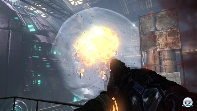 Screenshot - Resistance: Burning Skies (PS_Vita) 2245162