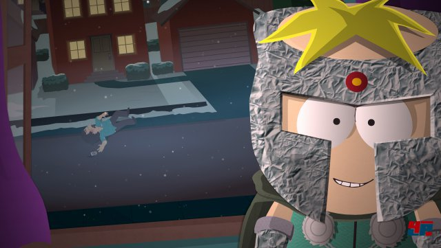 Screenshot - South Park: The Fractured But Whole (PC)