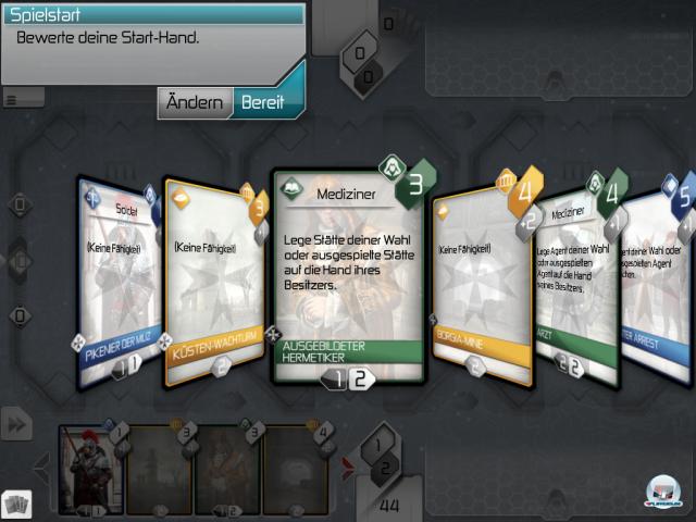 Screenshot - Assassin's Creed Recollection (iPad) 2328492