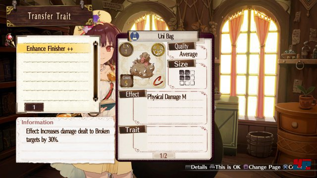 Screenshot - Atelier Sophie: The Alchemist of the Mysterious Book (PS4) 92527311