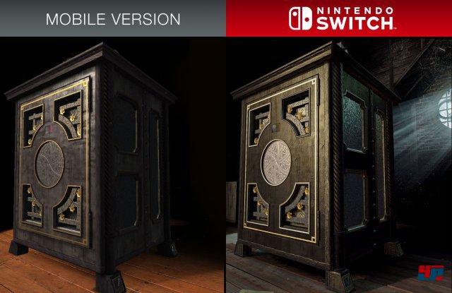 Screenshot - The Room (Switch)