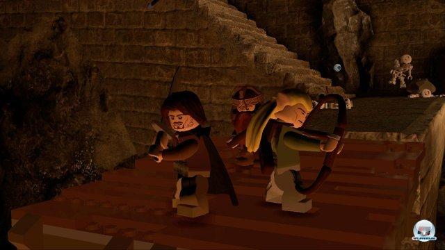 Screenshot - Lego Der Herr der Ringe (360) 2375097