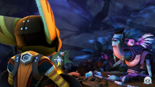 Screenshot - Ratchet & Clank: All 4 One (PlayStation3) 2228129