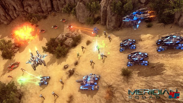 Screenshot - Meridian: Squad 22 (PC)