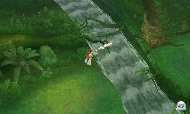 Screenshot - Tales of the Abyss (NDS) 2219417