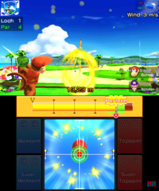 Screenshot - Mario Sports Superstars (3DS) 92542182