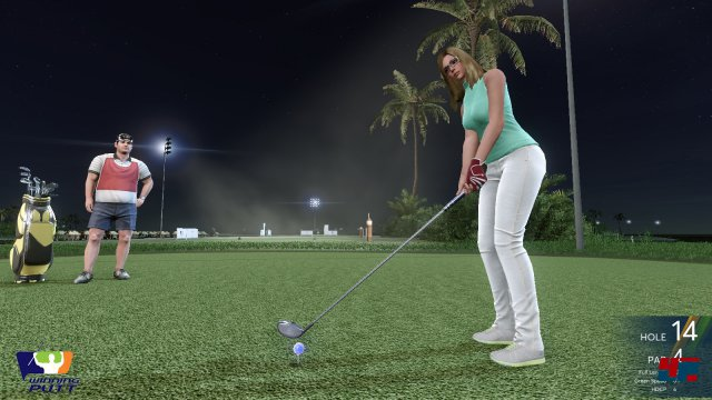 Screenshot - Winning Putt (PC)