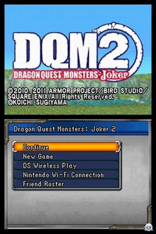 Screenshot - Dragon Quest Monsters: Joker 2 (NDS) 2230269