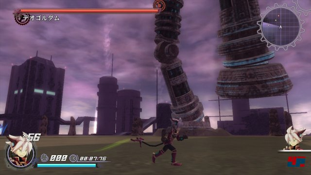 Screenshot - Rodea: The Sky Soldier (Wii_U) 92502169