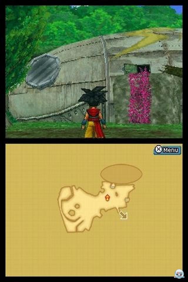 Screenshot - Dragon Quest Monsters: Joker 2 (NDS) 2230292