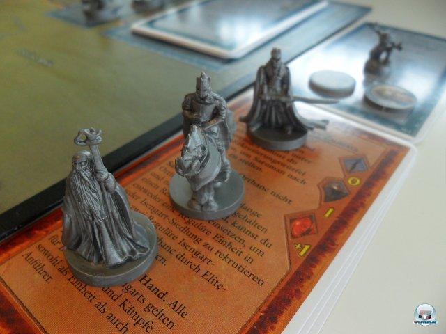 Der Ringkrieg f�r zwei bis vier Spieler ist k�rzlich in zweiter Edition beim Heidelberger Spielverlag erschienen. Er kostet knapp 70 Euro.