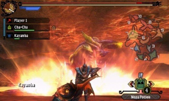 Screenshot - Monster Hunter 3 Ultimate (3DS) 92422522